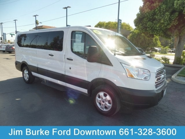2019 Ford Transit 350 Low Roof RWD, Passenger Wagon #P17686 - photo 1