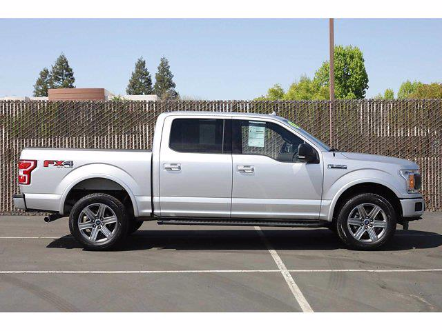 2018 Ford F-150 SuperCrew Cab 4x4, Pickup #P18224 - photo 6