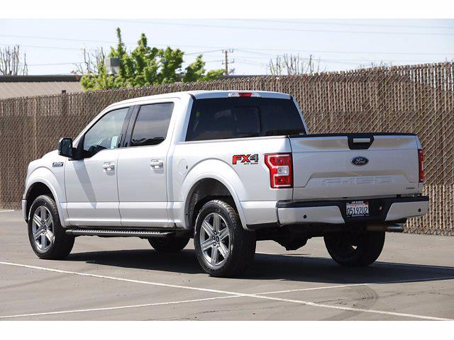 2018 Ford F-150 SuperCrew Cab 4x4, Pickup #P18224 - photo 13