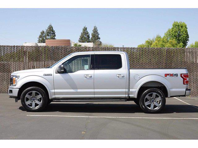 2018 Ford F-150 SuperCrew Cab 4x4, Pickup #P18224 - photo 15