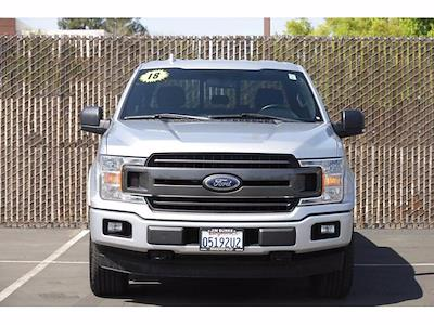2018 Ford F-150 SuperCrew Cab 4x4, Pickup #P18224 - photo 4