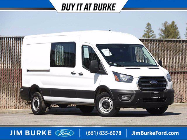 2020 Ford Transit 250 Med Roof 4x2, Empty Cargo Van #P18246 - photo 1