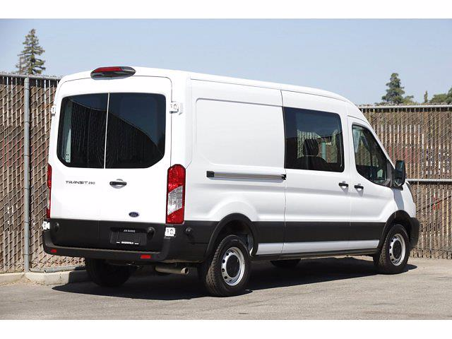 2020 Ford Transit 250 Med Roof 4x2, Empty Cargo Van #P18246 - photo 7