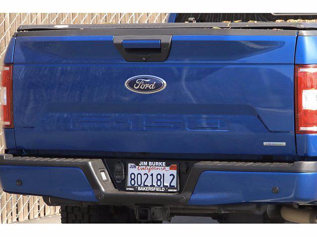 2018 Ford F-150 SuperCrew Cab 4x4, Pickup #P18341 - photo 6