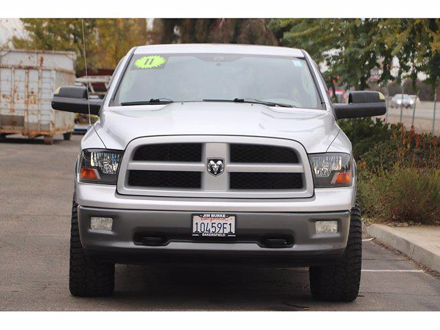 2011 Ram 1500 Crew Cab 4x2,  Pickup #T23535 - photo 4