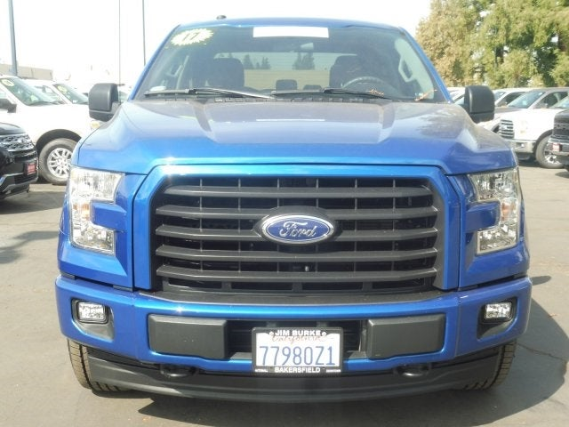 2017 F-150 SuperCrew Cab 4x4,  Pickup #T23613 - photo 3