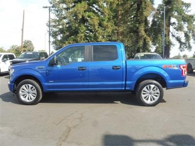 2017 F-150 SuperCrew Cab 4x4,  Pickup #T23613 - photo 4
