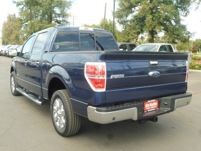 2013 F-150 SuperCrew Cab 4x2,  Pickup #T23619 - photo 2