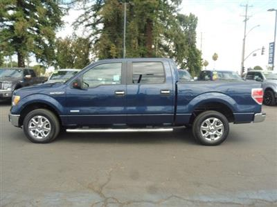 2013 F-150 SuperCrew Cab 4x2,  Pickup #T23619 - photo 4