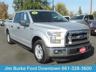 2015 F-150 SuperCrew Cab 4x2,  Pickup #T23750 - photo 1