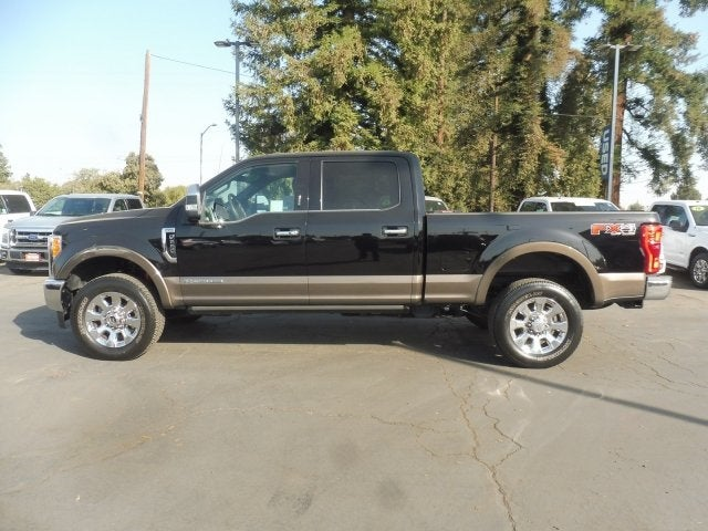 2017 F-250 Crew Cab 4x4,  Pickup #T23753 - photo 4