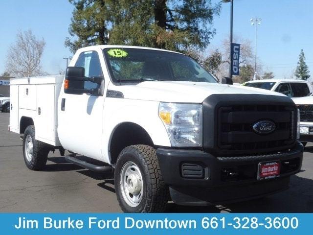 2015 F-350 Regular Cab 4x4, Scelzi Service Body #T23995 - photo 1