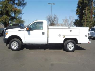 2015 F-350 Regular Cab 4x4, Scelzi Service Body #T23995 - photo 4