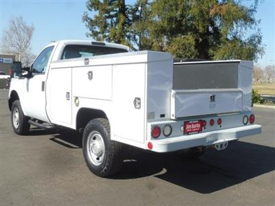 2015 F-350 Regular Cab 4x4, Scelzi Service Body #T23995 - photo 2