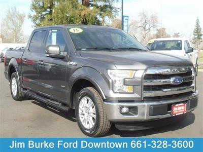 2015 F-150 SuperCrew Cab 4x2, Pickup #T24048 - photo 1