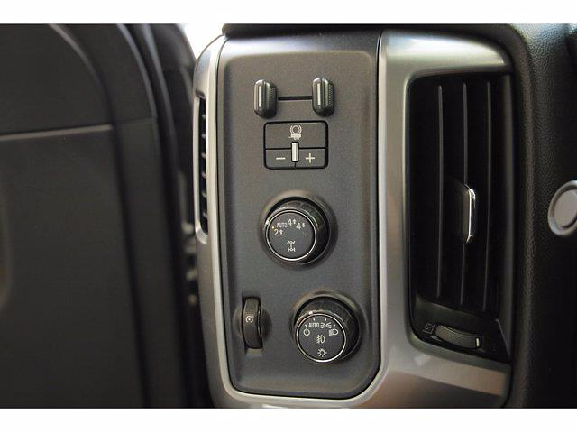2018 Chevrolet Silverado 1500 Crew Cab 4x4, Pickup #T25160 - photo 21