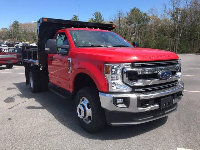 2021 Ford F-350 Regular Cab DRW 4x4, SH Truck Bodies Dump Body #N10003 - photo 25