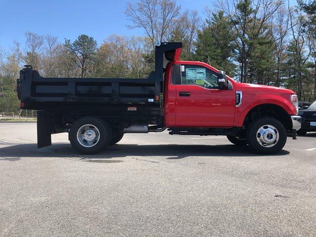 2021 Ford F-350 Regular Cab DRW 4x4, SH Truck Bodies Dump Body #N10003 - photo 7