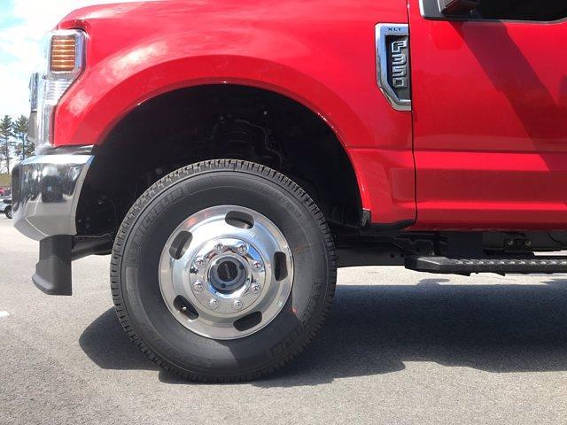 2021 Ford F-350 Regular Cab DRW 4x4, SH Truck Bodies Dump Body #N10003 - photo 8