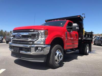 2021 Ford F-350 Regular Cab DRW 4x4, SH Truck Bodies Dump Body #N10003 - photo 1