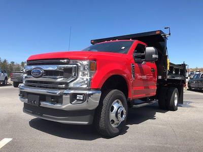 2021 Ford F-350 Regular Cab DRW 4x4, SH Truck Bodies Dump Body #N10003 - photo 3