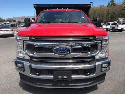 2021 Ford F-350 Regular Cab DRW 4x4, SH Truck Bodies Dump Body #N10003 - photo 26