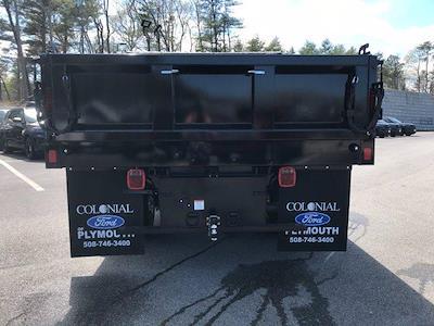 2021 Ford F-350 Regular Cab DRW 4x4, SH Truck Bodies Dump Body #N10003 - photo 5