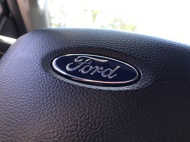 2021 Ford F-550 Regular Cab DRW 4x4, SH Truck Bodies Dump Body #N10004 - photo 17