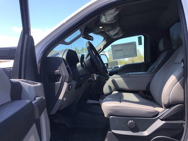 2021 Ford F-550 Regular Cab DRW 4x4, SH Truck Bodies Dump Body #N10004 - photo 9