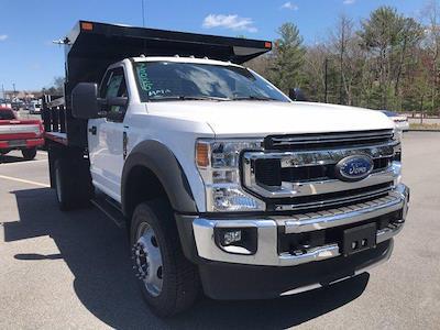 2021 Ford F-550 Regular Cab DRW 4x4, SH Truck Bodies Dump Body #N10004 - photo 23