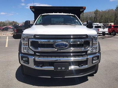 2021 Ford F-550 Regular Cab DRW 4x4, SH Truck Bodies Dump Body #N10004 - photo 24
