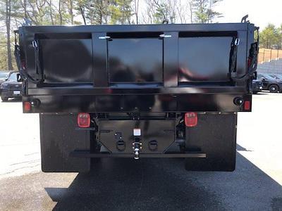 2021 Ford F-550 Regular Cab DRW 4x4, SH Truck Bodies Dump Body #N10004 - photo 5