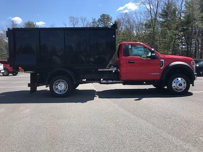 2021 Ford F-550 Regular Cab DRW 4x4, Switch N Go Drop Box Hooklift Body #N10006 - photo 7