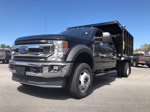 2021 Ford F-550 Crew Cab DRW 4x4, SH Truck Bodies Landscape Dump #N10007 - photo 27