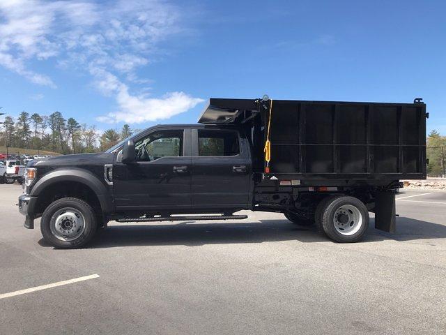 2021 Ford F-550 Crew Cab DRW 4x4, SH Truck Bodies Landscape Dump #N10007 - photo 29