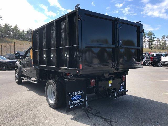 2021 Ford F-550 Crew Cab DRW 4x4, SH Truck Bodies Landscape Dump #N10007 - photo 30