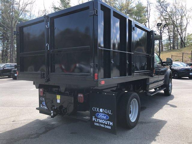 2021 Ford F-550 Crew Cab DRW 4x4, SH Truck Bodies Landscape Dump #N10007 - photo 6