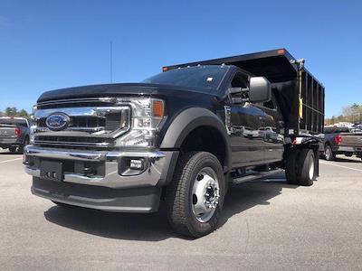 2021 Ford F-550 Crew Cab DRW 4x4, SH Truck Bodies Landscape Dump #N10007 - photo 28