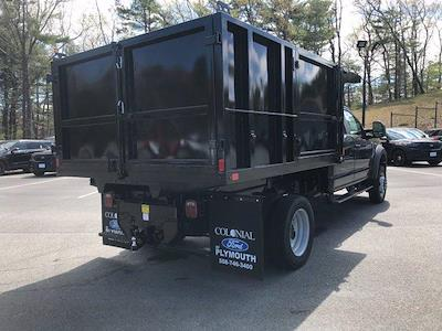 2021 Ford F-550 Crew Cab DRW 4x4, SH Truck Bodies Landscape Dump #N10007 - photo 32