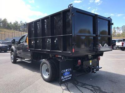 2021 Ford F-550 Crew Cab DRW 4x4, SH Truck Bodies Landscape Dump #N10007 - photo 2