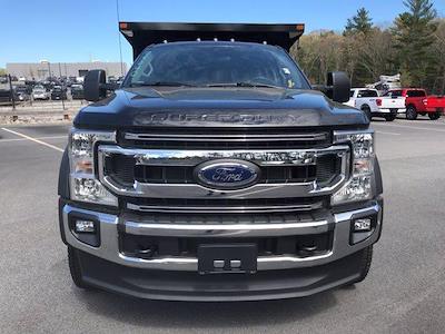 2021 Ford F-550 Crew Cab DRW 4x4, SH Truck Bodies Landscape Dump #N10007 - photo 53