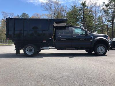 2021 Ford F-550 Crew Cab DRW 4x4, SH Truck Bodies Landscape Dump #N10007 - photo 7