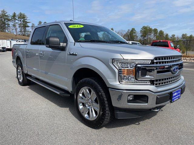 2018 Ford F-150 SuperCrew Cab 4x4, Pickup #N10012A - photo 23