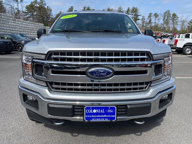 2018 Ford F-150 SuperCrew Cab 4x4, Pickup #N10012A - photo 24