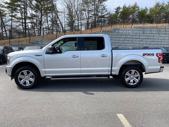 2018 Ford F-150 SuperCrew Cab 4x4, Pickup #N10012A - photo 3