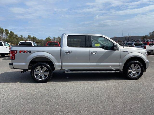 2018 Ford F-150 SuperCrew Cab 4x4, Pickup #N10012A - photo 6