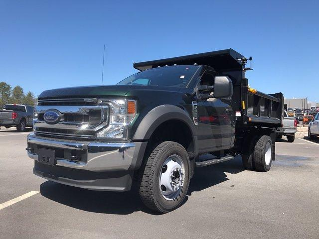 2021 Ford F-550 Regular Cab DRW 4x4, Dump Body #N10026 - photo 3