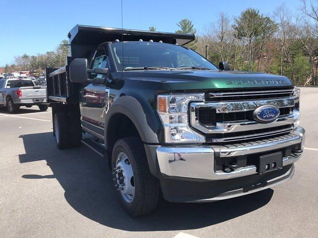 2021 Ford F-550 Regular Cab DRW 4x4, Dump Body #N10026 - photo 22