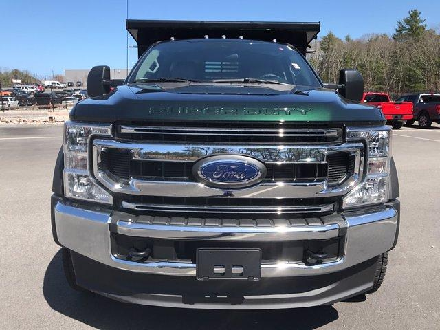 2021 Ford F-550 Regular Cab DRW 4x4, Dump Body #N10026 - photo 24