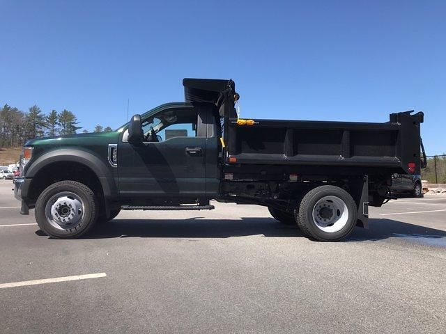 2021 Ford F-550 Regular Cab DRW 4x4, Dump Body #N10026 - photo 4